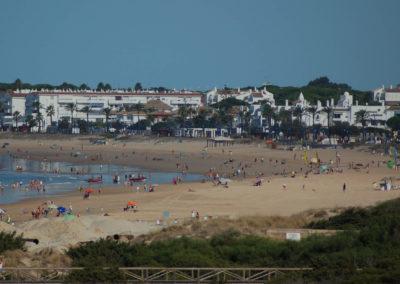 Strand bei Poblado de Sancti Petri