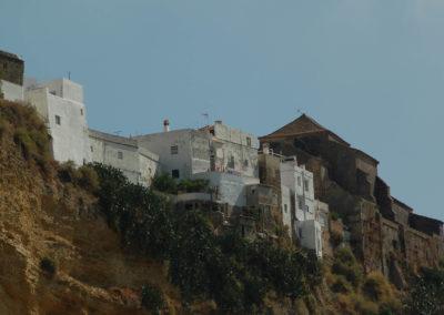Bergsiedlung bei Medina-Sidonia