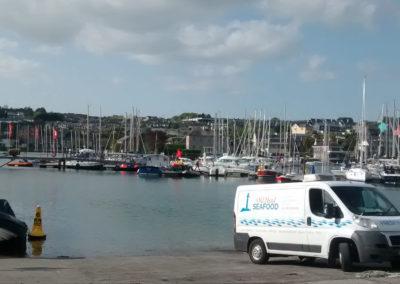 Kinsale: Yachthafen