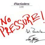 No Pressure Vorderseite
